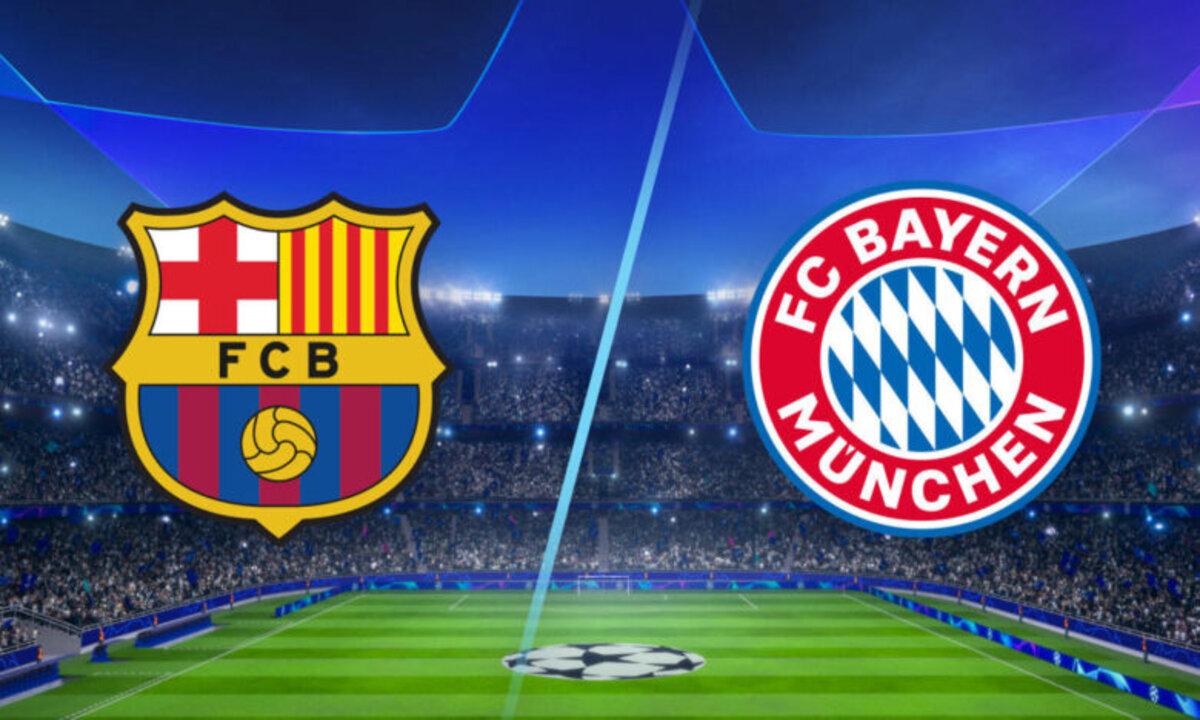 نتيجة مباراة برشلونة ضد بايرن ميونخ الألماني في دوري أبطال أوروبا