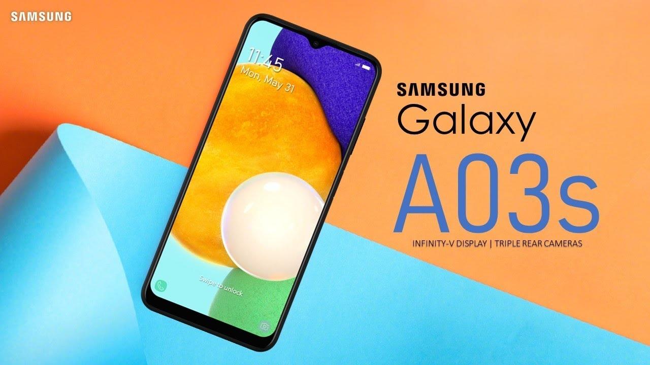 هاتف Samsung Galaxy A03s مواصفاته وسعره وكافة التفاصيل حوله