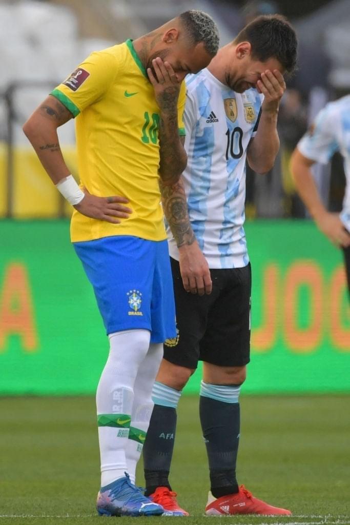تفاصيل الغاء مباراة البرازيل والأرجنتين اليوم ونص بيان اتحاد امريكا الجنوبية 1