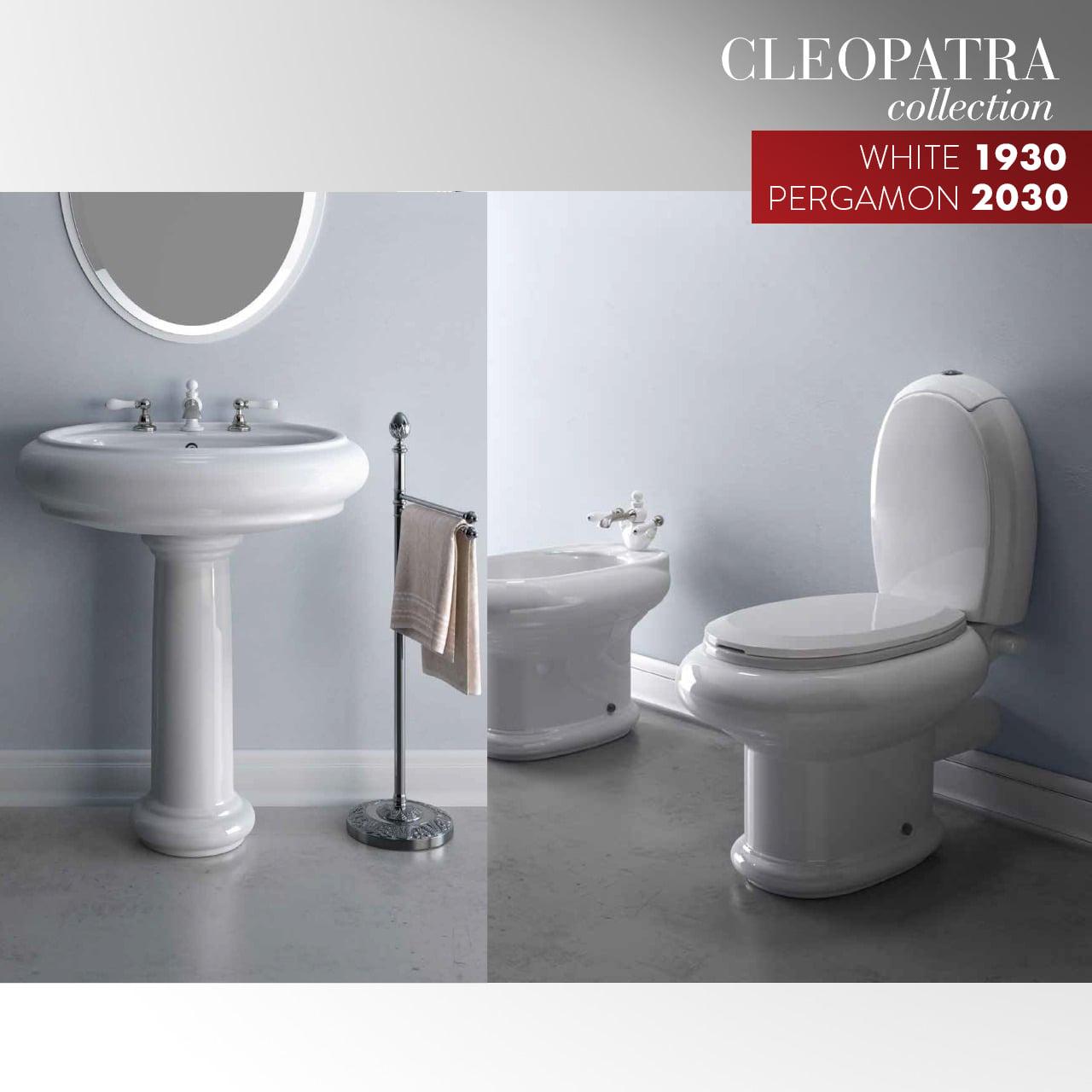 أسعار أطقم حمامات سيراميكا كليوبترا 2021