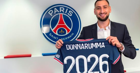باريس سان جيرمان ملك الصفقات 2020/2021 5