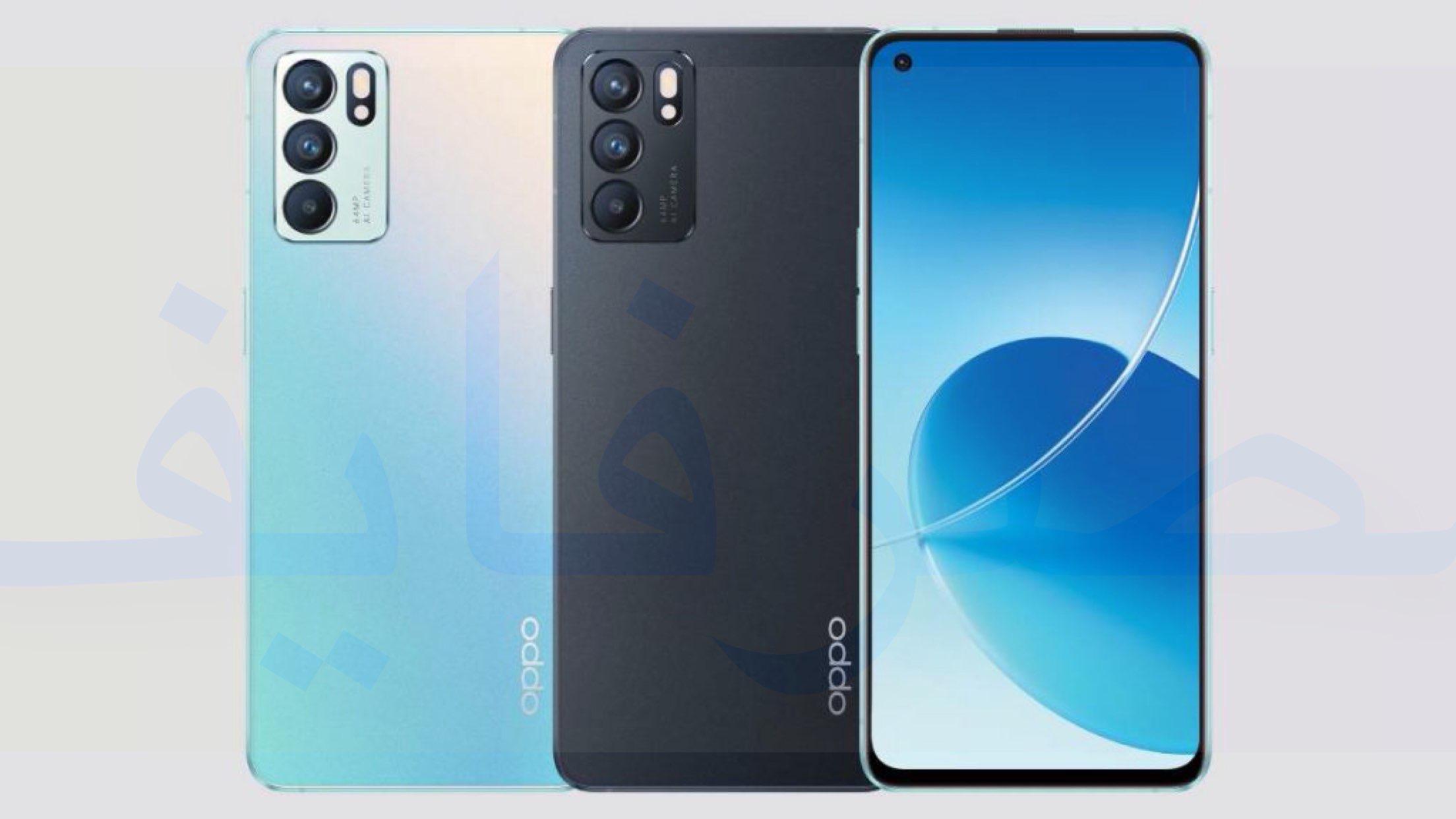 سعر ومواصفات Oppo Reno 6 5g أحدث أجيال هواتف اوبو رينو 2021