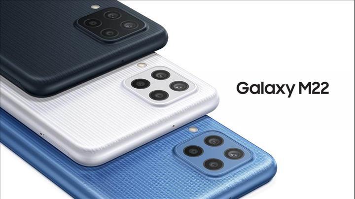 جديد هواتف سامسونج الرائعة للفئة المتوسطة Samsung M22 جميع المواصفات وأهم المميزات والعيوب 2021 1