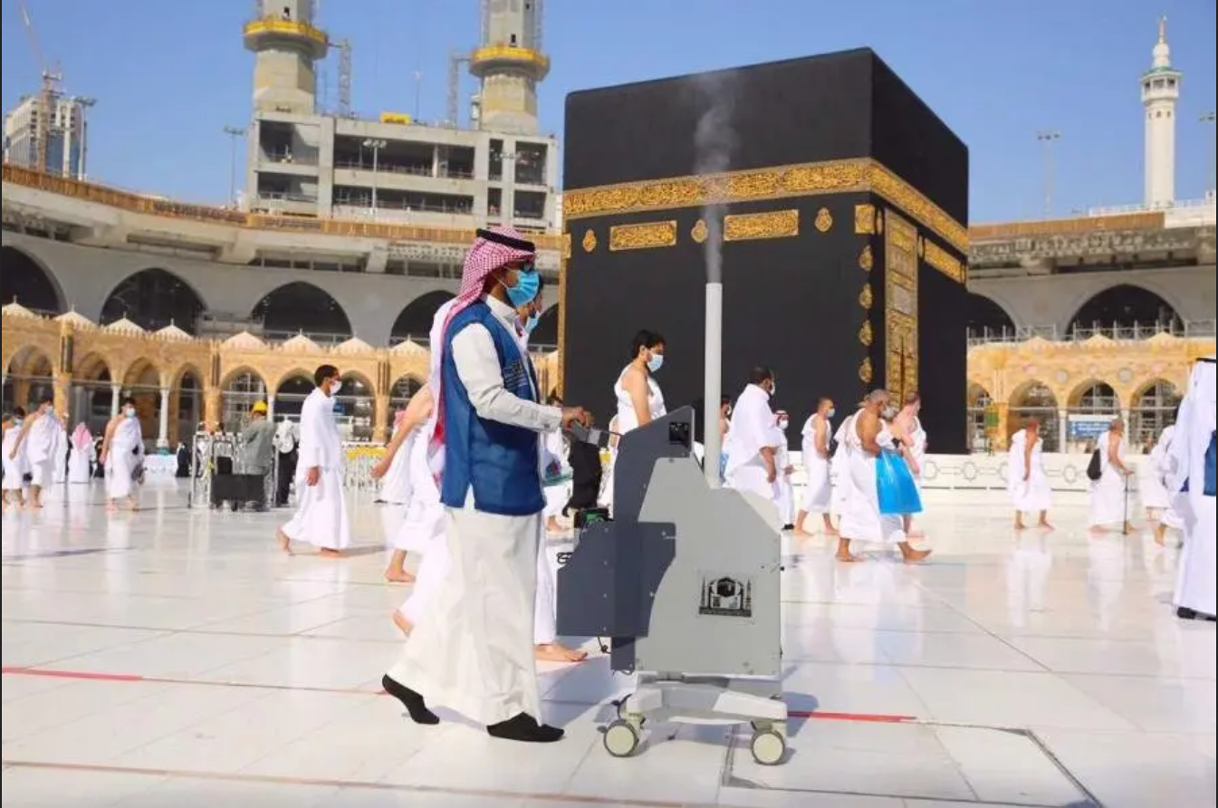 جديد تطورات السفر إلي السعودية وطريقة التسجيل في تطبيق اعتمرنا لأداء العمرة