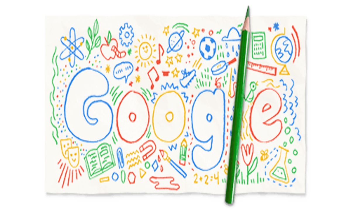 جوجل يحتفل بالعام الدراسي الجديد تزامنا مع بدايته في السعودية