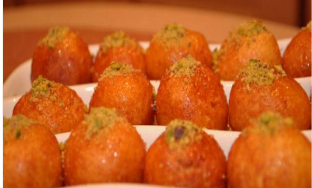طريقة إعداد حلوى اللدو الهندية الرائعة في أقل وقت