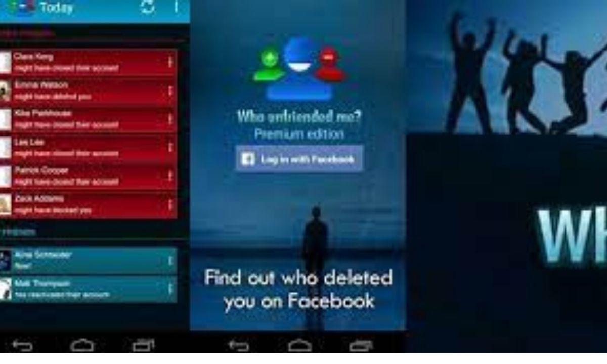 تطبيقات تخبرك من قام بإلغاء صداقتك على فيسبوك ومن قام بمتابعتك