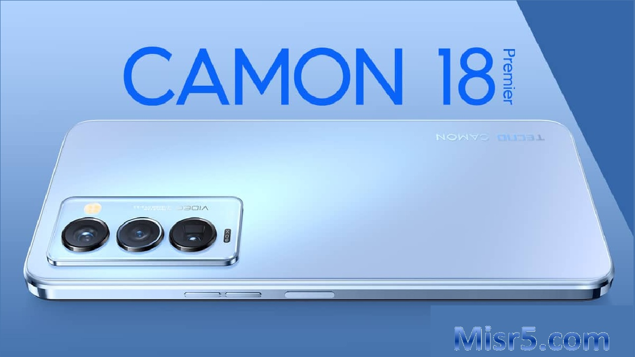 هاتف Tecno Camon 18 Premier مواصفاته وسعره وكل التفاصيل عنه