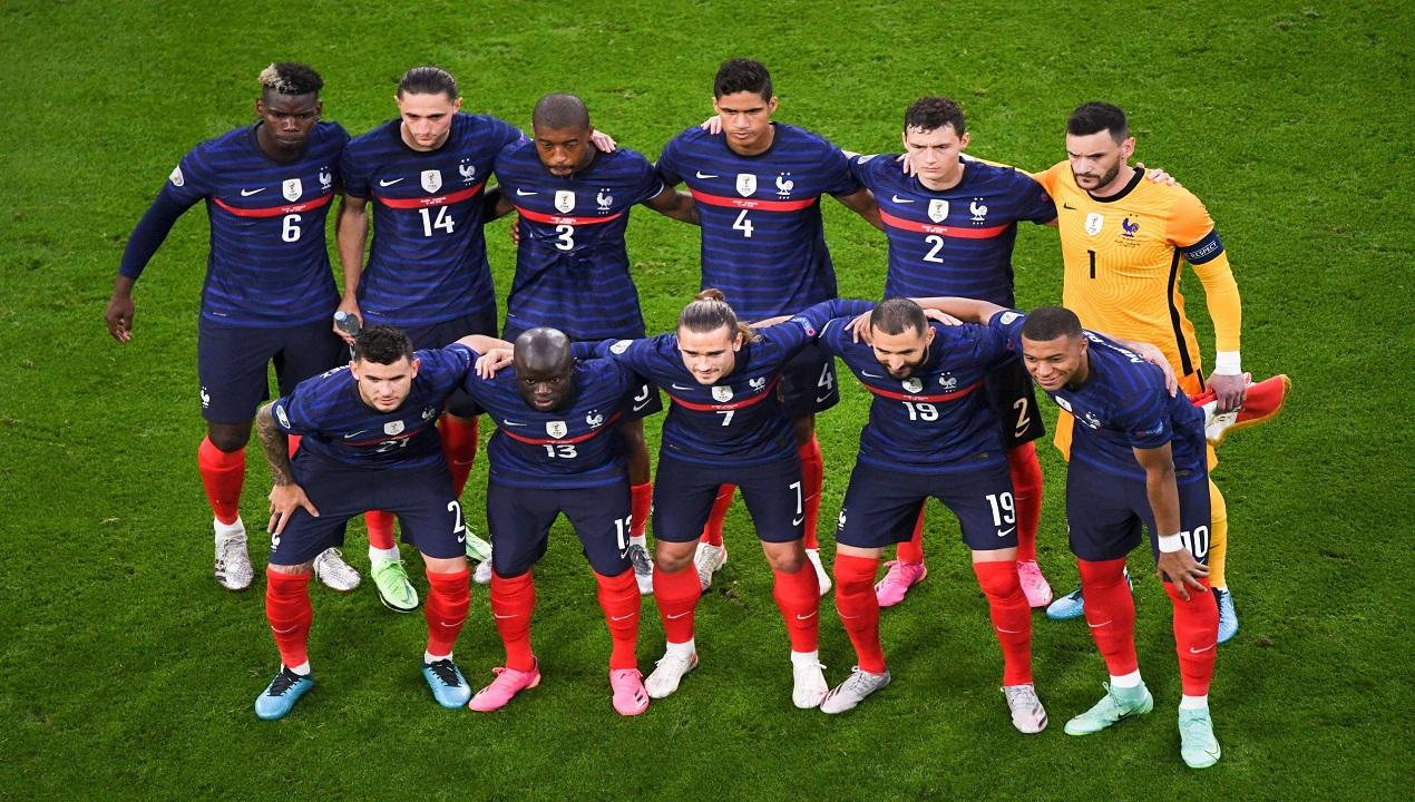 منتخب فرنسا يحقق فوز مثير على أسبانيا ويتوج بطلا لدورى الامم الاوروبية