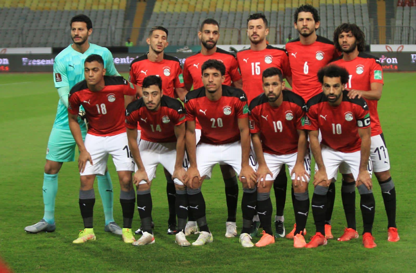 """بالحسابات كيف يتأهل منتخب مصر إلى الدور الفاصل في تصفيات إفريقيا لمونديال """"قطر 2022"""""""
