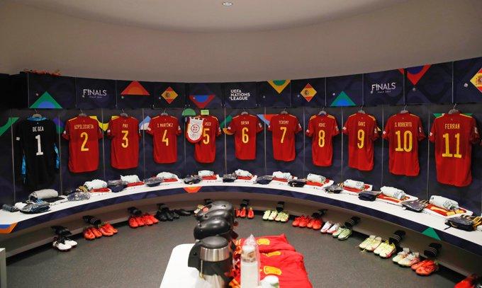 تشكيل أسبانيا
