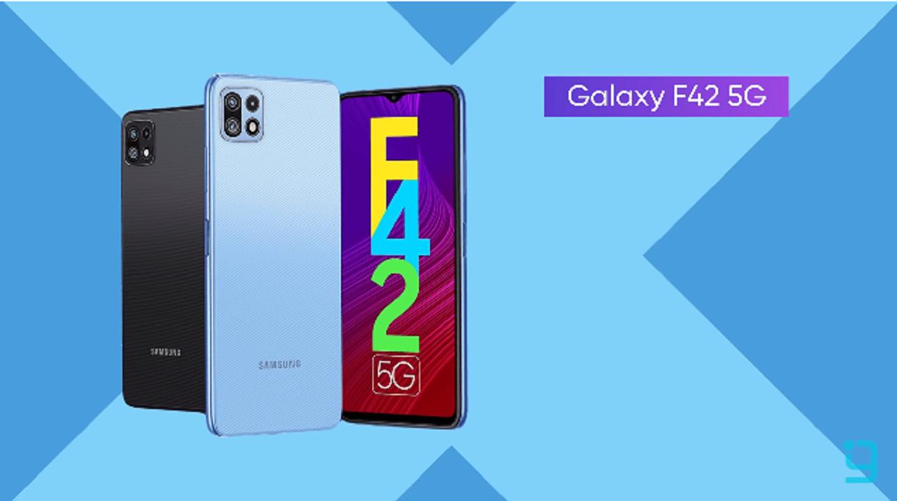 سعر ومواصفات هاتف سامسونج الجديد Samsung Galaxy F42 5G