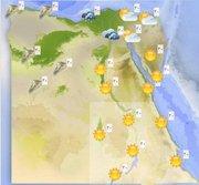 اخبار الطقس الاربعاء 6/2/2013 طقس بارد وامطار ورياح