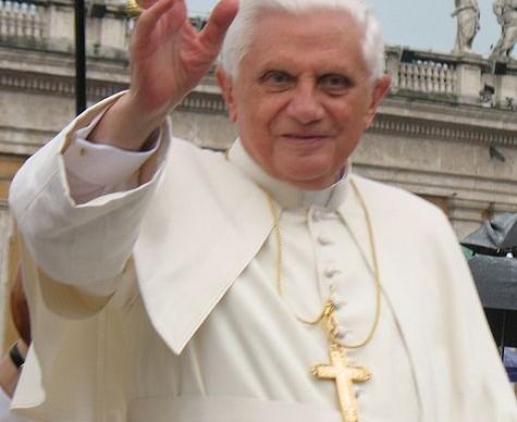 استقالة البابا بنديكتوس السادس عشر بابا الكنيسة الكاثوليكية