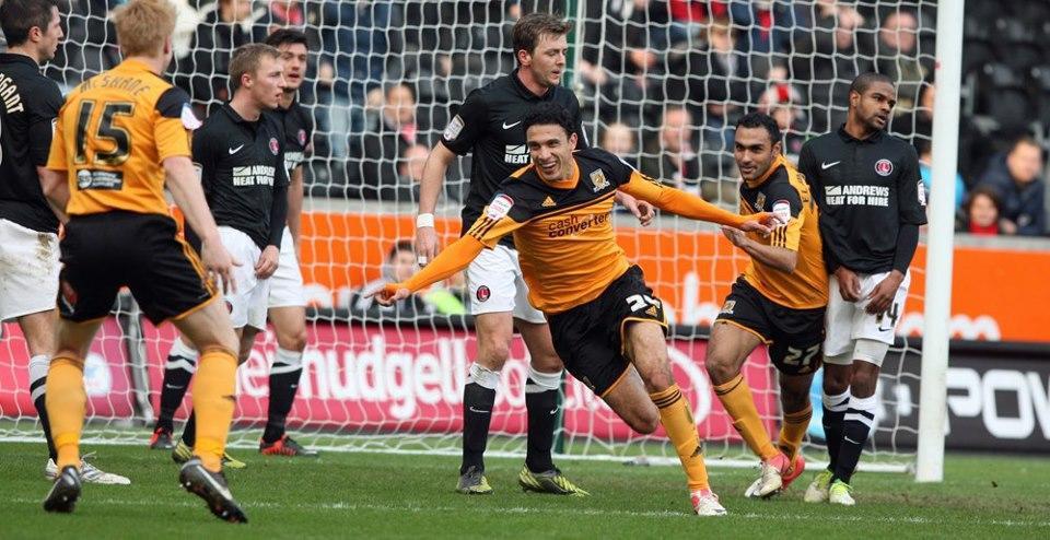 هال سيتى يصعد رسميا للدورى الانجليزى الممتاز اليوم رغم التعادل امام كارديف سيتى Hull city back to English Premier League2013