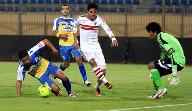 مواعيد مباريات دور الـ32 لبطولة كأس مصر 2013
