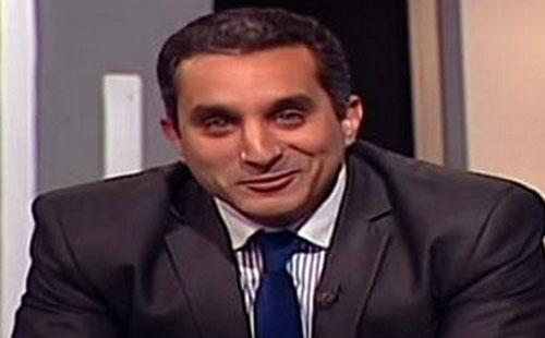 النيابة تستعرض حلقات برنامج البرنامج لباسم يوسف اليوم الأحد 31 مارس 2013