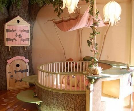 أروع افكار جديدة ومبتكرة لغرف نوم الأطفال
