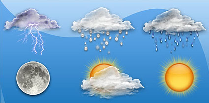 حالة الطقس في السعودية اليوم 6-6-1434