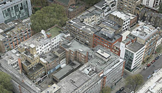أكبر صورة بانورامية في العالم  في لندن