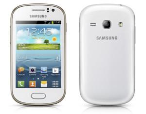 مواصفات وسعر موبايل سامسونج فيم دوس Samsung Galaxy Fame
