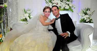 زفاف أحمد دومة بحضور حمدين صباحي