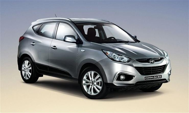 مواصفات سيارة هيونداى توسان بالصور وسعرها 2013