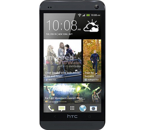 موعد طرح ومواصفات هاتف HTC One الجديد